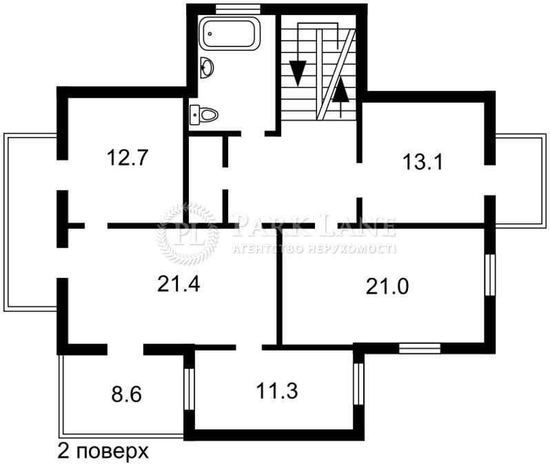 Дом B-96995, Козин (Конча-Заспа) - Фото 3