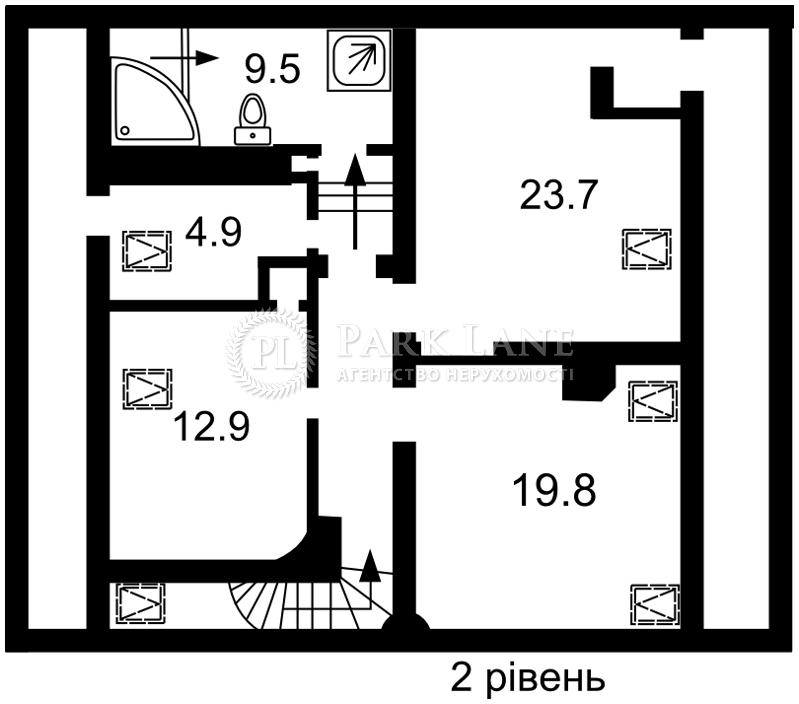 Квартира ул. Прорезная (Центр), 4, Киев, J-25919 - Фото 3