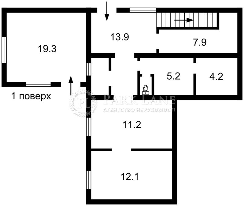 Будинок вул. Кишинівська, Київ, Z-162976 - Фото 2
