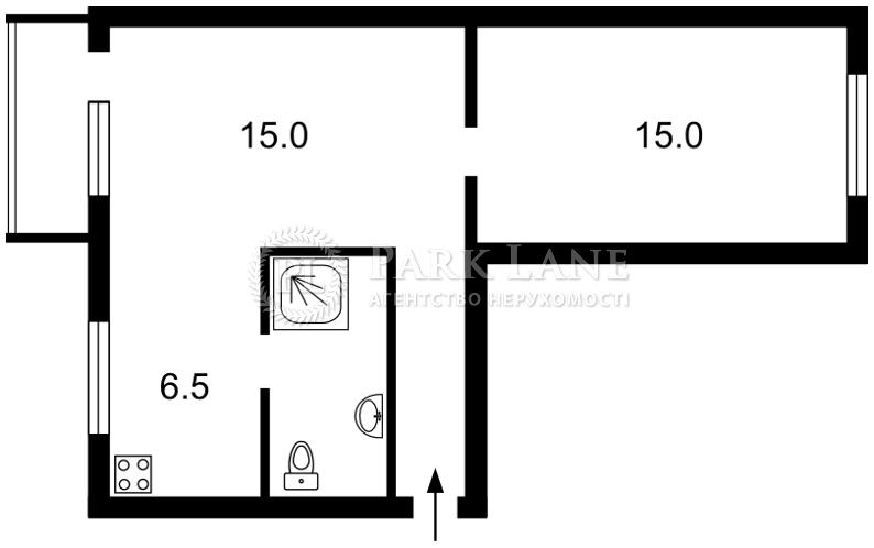 Квартира ул. Орлика Филиппа, 9, Киев, J-26057 - Фото 2