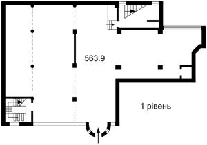 Нежитлове приміщення, Z-349899, Жилянська, Київ - Фото 5