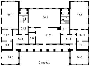 Нежилое помещение, B-97411, Попудренко, Киев - Фото 5