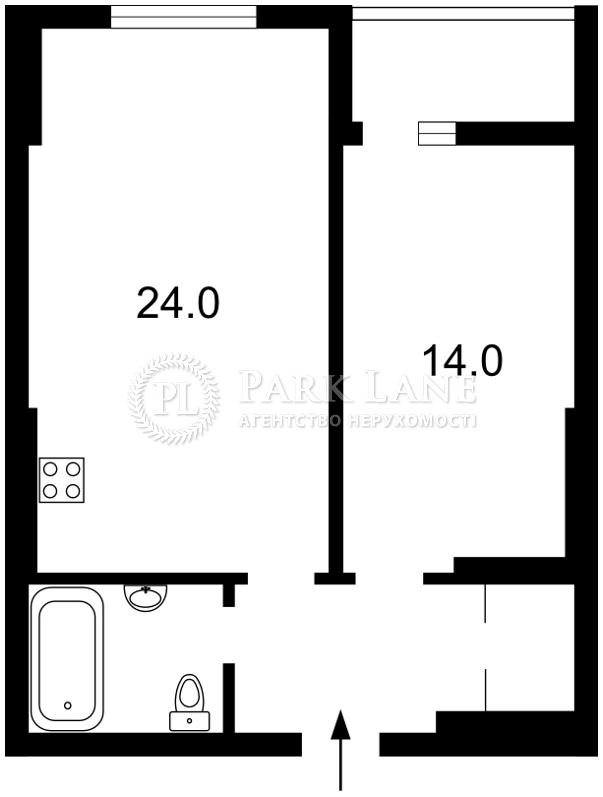 Квартира ул. Теремковская, 3, Киев, L-25331 - Фото 2