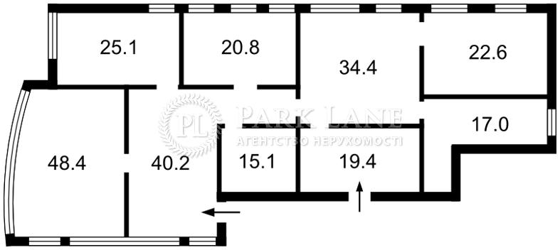 Нежитлове приміщення, B-97532, Лобановського просп. (Червонозоряний просп.), Київ - Фото 4