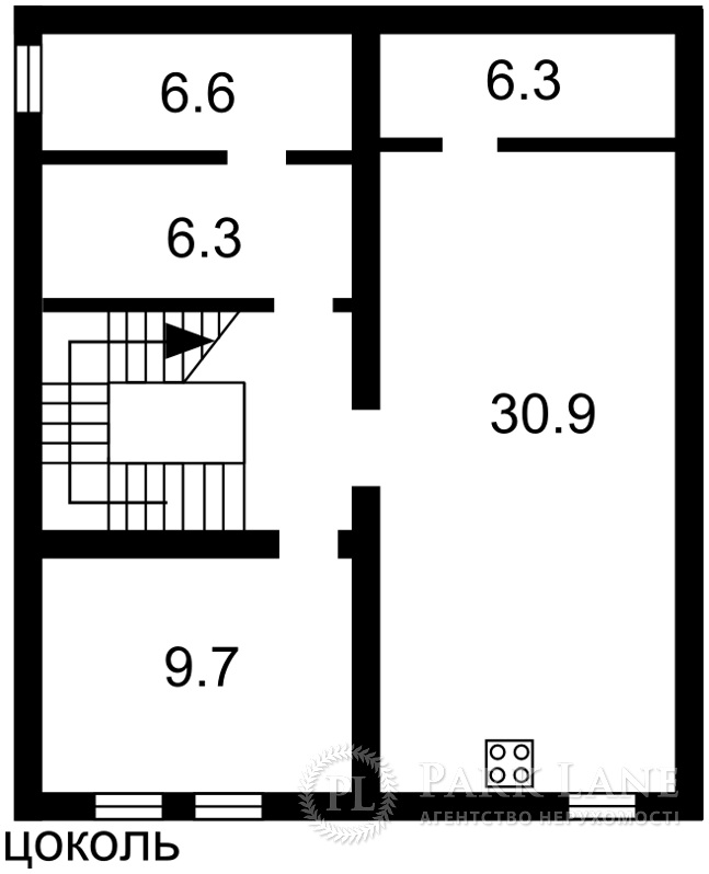 Дом Вита-Почтовая, B-97529 - Фото 1