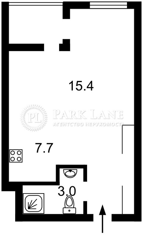 Квартира Соборности просп. (Воссоединения), 17 корпус 2, Киев, Z-279429 - Фото 2