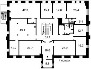 Нежитлове приміщення, R-11954, Саксаганського, Київ - Фото 7