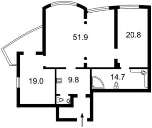 Квартира L-24984, Героев Сталинграда просп., 12ж, Киев - Фото 5