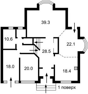 Дом L-25319, Старокиевская, Козин (Конча-Заспа) - Фото 4