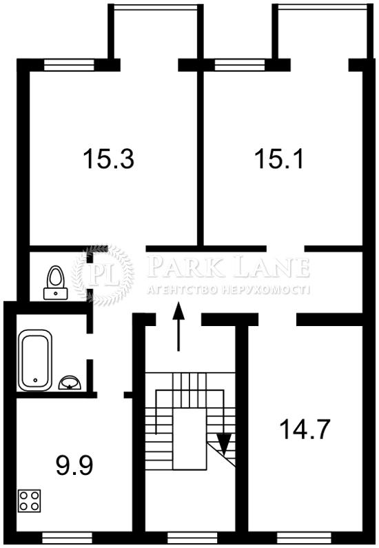 Квартира ул. Ярославская, 11а, Киев, R-20523 - Фото 2