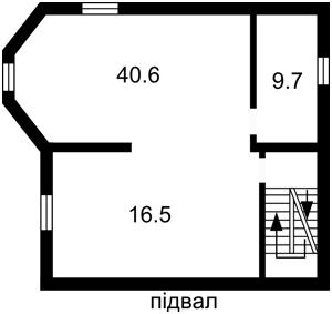 Дом Z-419373, Херсонская, Петропавловская Борщаговка - Фото 5