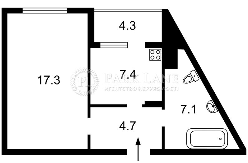 Квартира R-20780, Ломоносова, 81б, Киев - Фото 4