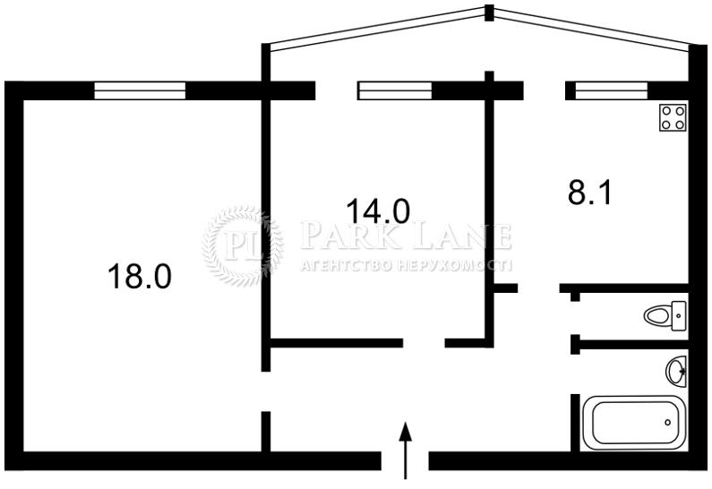 Квартира R-17946, Стадіонна, 16/6, Київ - Фото 5