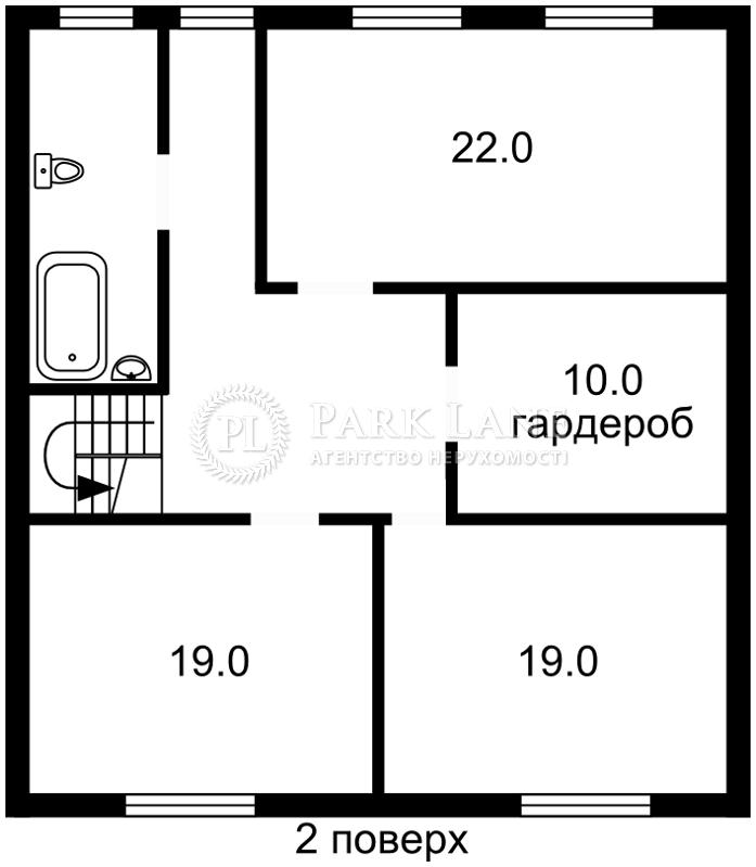 Будинок вул. Порічкова, Київ, B-97569 - Фото 3