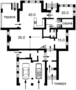 Будинок B-96246, Старокиївська, Козин (Конча-Заспа) - Фото 4