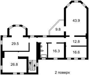 Дом J-26505, Мичурина пер., Киев - Фото 5