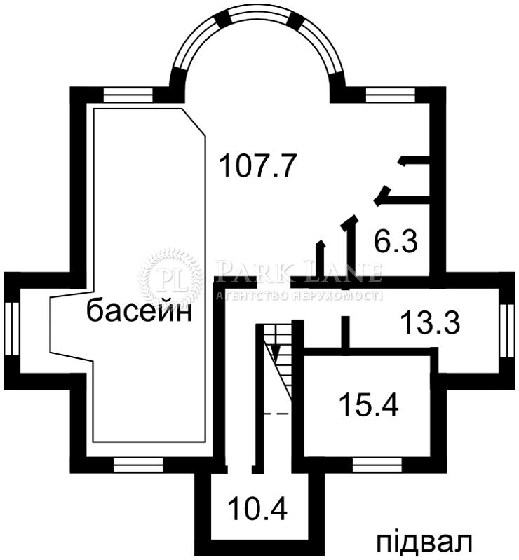 Будинок вул. Польова, В.Дмитровичі, R-20767 - Фото 2