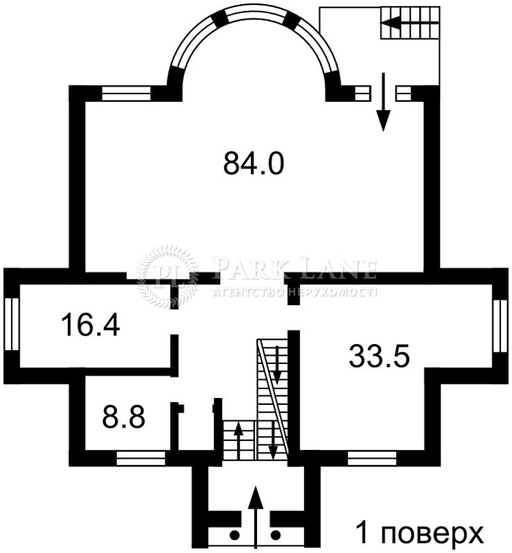 Будинок вул. Польова, В.Дмитровичі, R-20767 - Фото 3