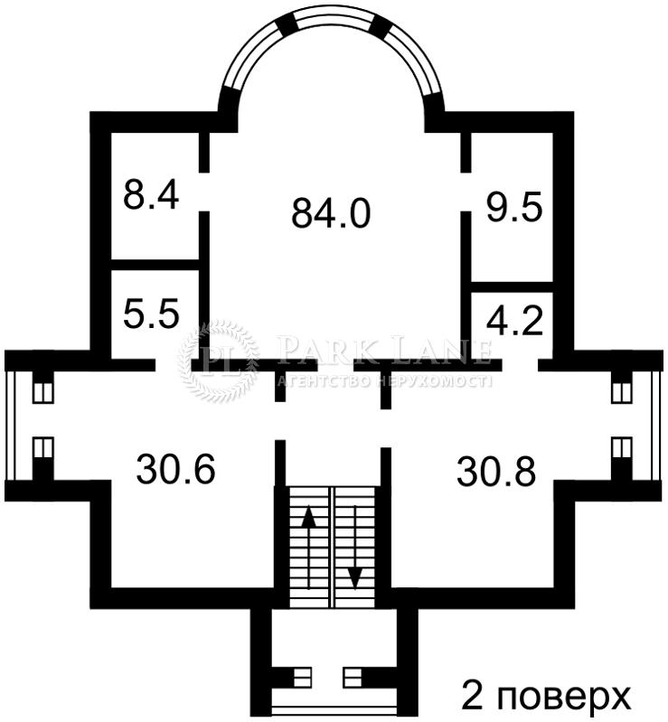 Будинок вул. Польова, В.Дмитровичі, R-20767 - Фото 4