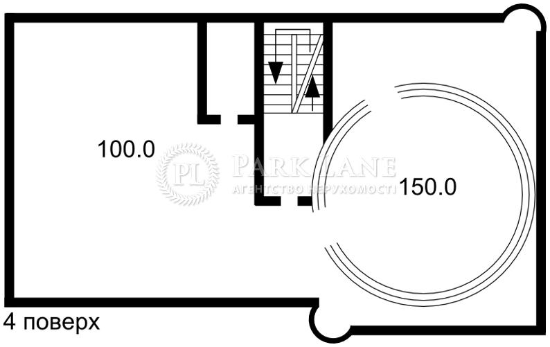 Нежилое помещение, B-97813, Павленко, Киев - Фото 6