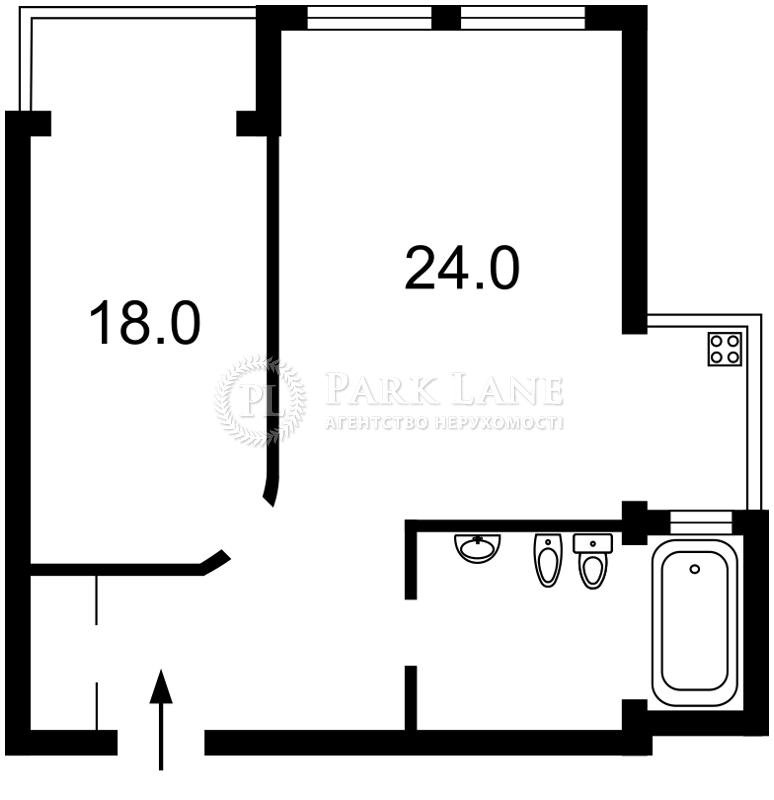 Квартира ул. Саксаганского, 121, Киев, R-21411 - Фото 2