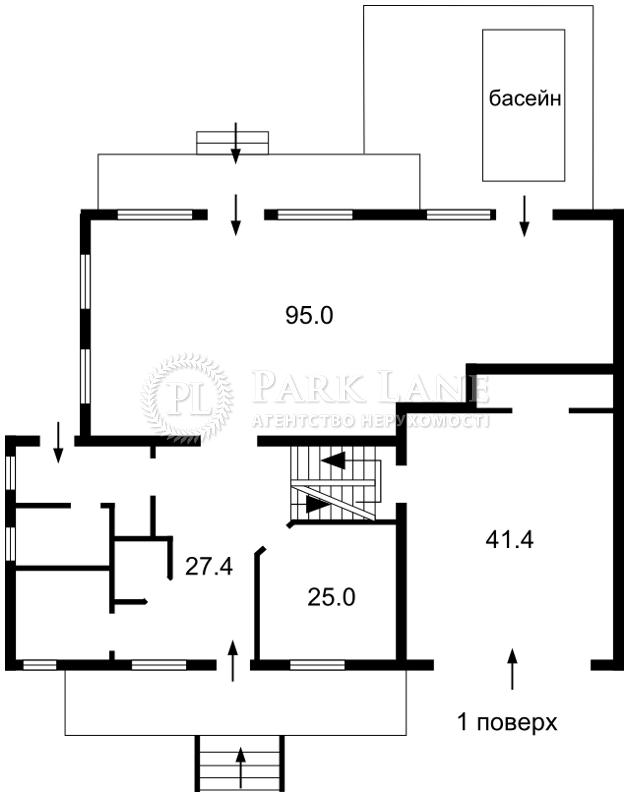 Будинок Козин (Конча-Заспа), K-27036 - Фото 2