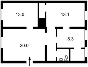 Нежитлове приміщення, B-97931, Січових Стрільців (Артема), Київ - Фото 3