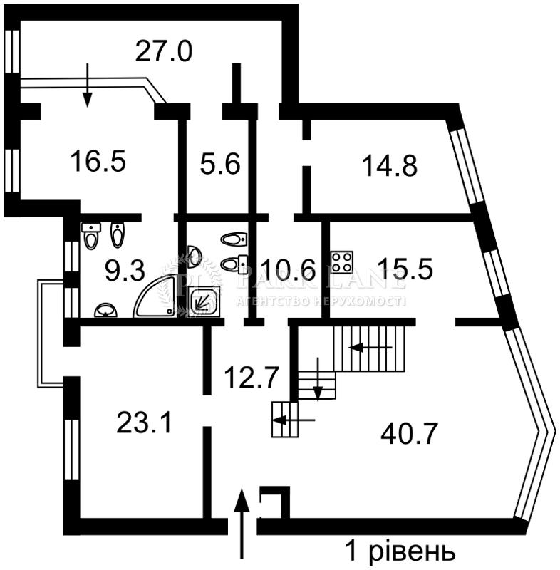 Квартира ул. Кирилловская (Фрунзе), 14/18, Киев, Z-419022 - Фото 2