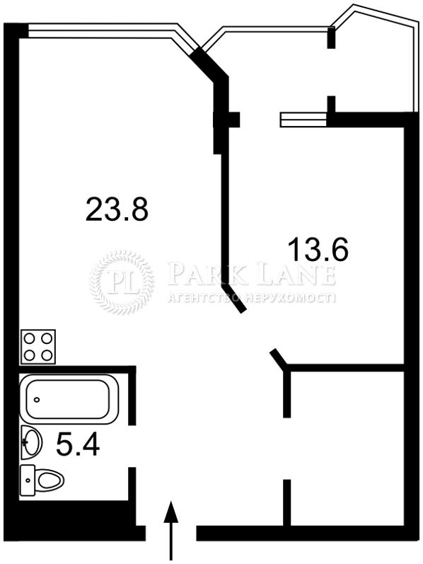 Квартира B-97170, Кудряшова, 16, Киев - Фото 5