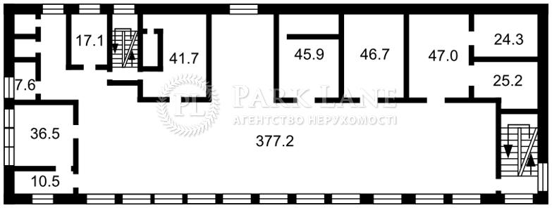 Нежилое помещение, L-25752, Институтская, Гатное - Фото 2
