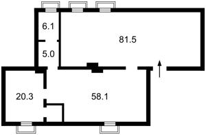 Коммерческая недвижимость, R-14616, Гонгадзе (Машиностроительная), Соломенский район