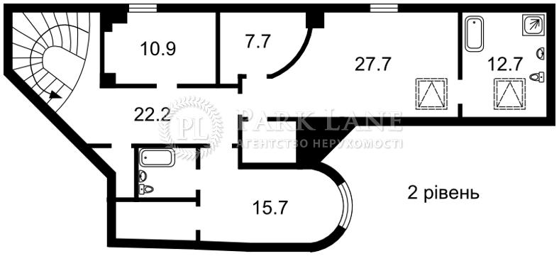 Квартира ул. Паньковская, 8, Киев, J-26664 - Фото 3