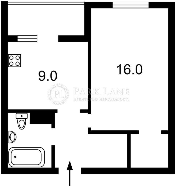 Квартира ул. Данченко Сергея, 28а, Киев, R-22025 - Фото 2