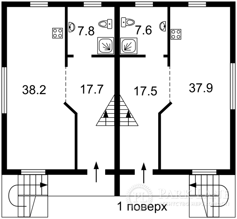Будинок вул. Квітки-Основ'яненка, Київ, Z-1667341 - Фото 3