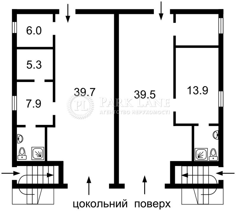 Будинок вул. Квітки-Основ'яненка, Київ, Z-1667341 - Фото 2