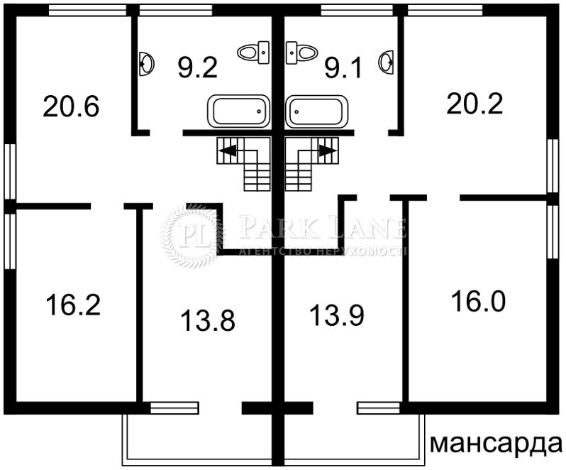 Будинок вул. Квітки-Основ'яненка, Київ, Z-1667341 - Фото 4