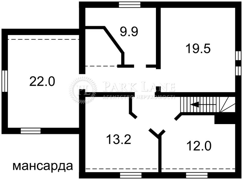 Дом ул. Кирпоноса, Киев, Z-1154059 - Фото 3