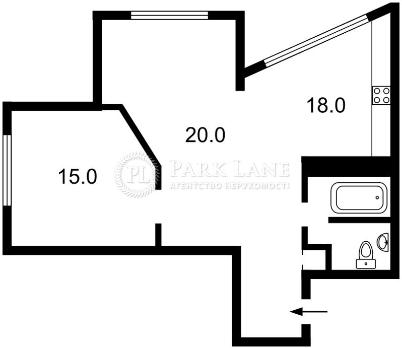 Квартира A-90681, Срибнокильская, 12, Киев - Фото 5