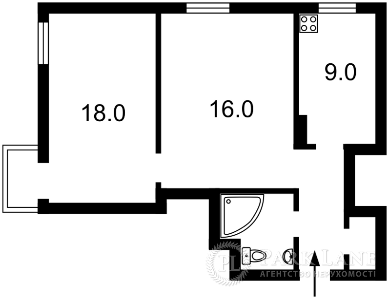 Квартира ул. Десятинная, 1/3, Киев, Z-391375 - Фото 2