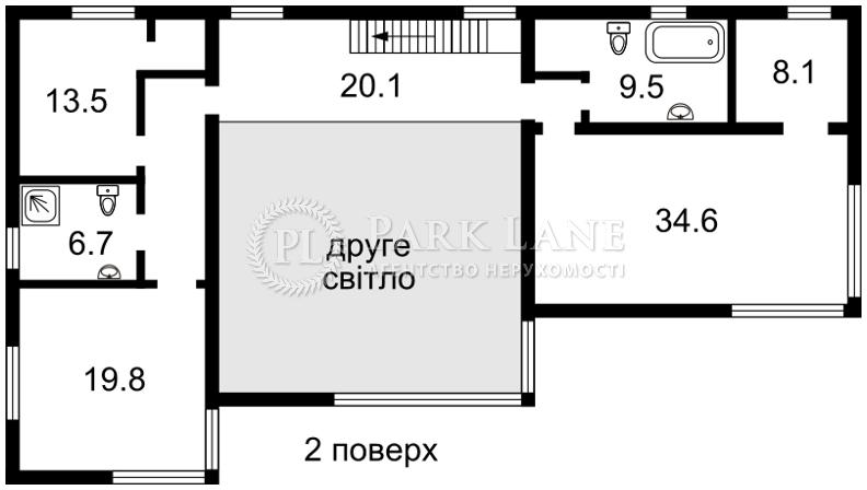 Дом ул. Поречковая, Киев, B-97572 - Фото 3