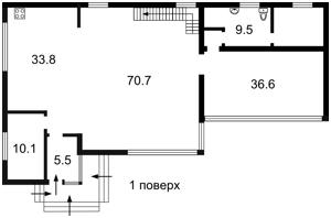 Дом B-97572, Поречковая, Киев - Фото 2