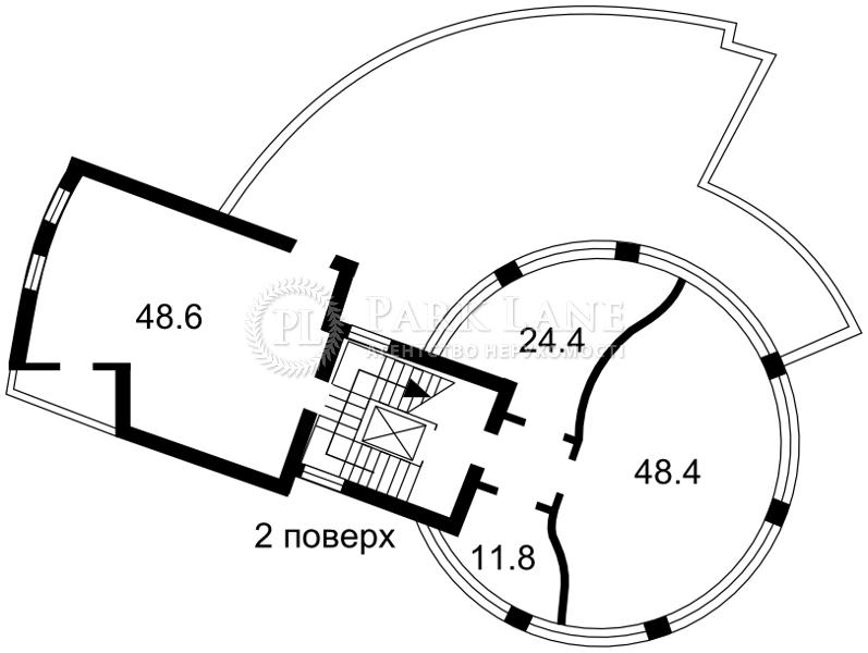 Дом ул. Старокиевская, Козин (Конча-Заспа), I-29390 - Фото 4