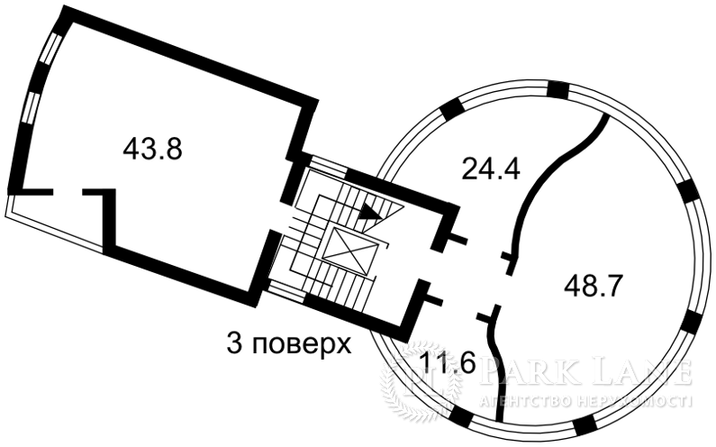 Дом ул. Старокиевская, Козин (Конча-Заспа), I-29390 - Фото 5