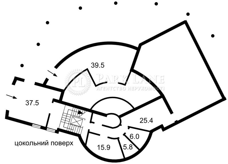 Дом ул. Старокиевская, Козин (Конча-Заспа), I-29390 - Фото 2
