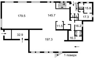 Нежитлове приміщення, B-98047, Каховська, Київ - Фото 3
