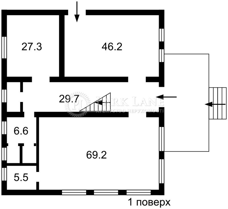 Нежилое помещение, ул. Лауреатская, Киев, Z-436129 - Фото 2