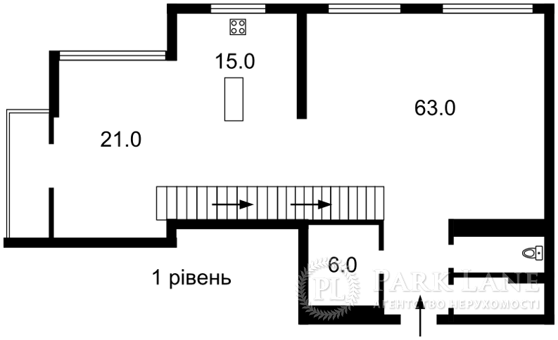 Квартира ул. Гоголевская, 14, Киев, B-98097 - Фото 2
