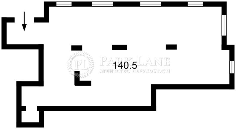 Нежитлове приміщення, I-29451, Шамо Ігоря бул. (Давидова О. бул.), Київ - Фото 6