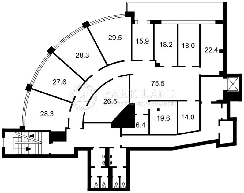 Нежитлове приміщення, B-98123, Коновальця Євгена (Щорса), Київ - Фото 5