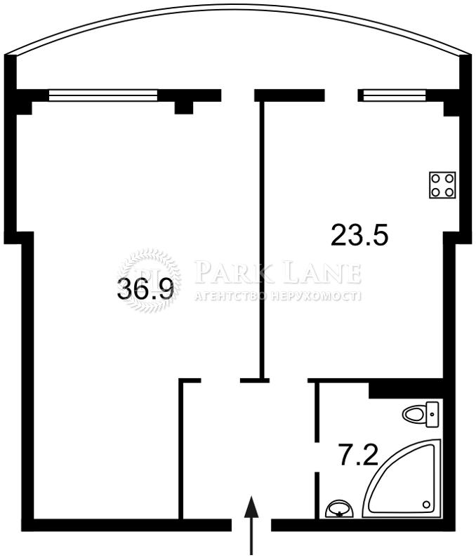 Квартира Кольцова бульв., 14е, Киев, R-3099 - Фото 2